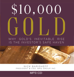 $10,000 Gold Audiobook CD